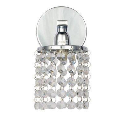 Светильник Lussole lsj-0401-01Хрустальные<br>В интернет-магазине «Светодом» представлен широкий выбор настенных бра по привлекательной цене. Это качественные товары от популярных мировых производителей. Благодаря большому ассортименту Вы обязательно подберете под свой интерьер наиболее подходящий вариант.  Оригинальное настенное бра Lussole LSJ-0401-01 можно использовать для освещения не только гостиной, но и прихожей или спальни. Модель выполнена из современных материалов, поэтому прослужит на протяжении долгого времени. Обратите внимание на технические характеристики, чтобы сделать правильный выбор.  Чтобы купить настенное бра Lussole LSJ-0401-01 в нашем интернет-магазине, воспользуйтесь «Корзиной» или позвоните менеджерам компании «Светодом» по указанным на сайте номерам. Мы доставляем заказы по Москве, Екатеринбургу и другим российским городам.<br><br>S освещ. до, м2: 3<br>Тип лампы: галогенная / LED-светодиодная<br>Тип цоколя: G9<br>Количество ламп: 1<br>Ширина, мм: 100<br>MAX мощность ламп, Вт: 40<br>Длина, мм: 130<br>Высота, мм: 200<br>Цвет арматуры: серебристый
