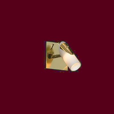 Светильник Lussole LSL-0401-01 Gessate золотоОдиночные<br>Светильники-споты – это оригинальные изделия с современным дизайном. Они позволяют не ограничивать свою фантазию при выборе освещения для интерьера. Такие модели обеспечивают достаточно качественный свет. Благодаря компактным размерам Вы можете использовать несколько спотов для одного помещения.  Интернет-магазин «Светодом» предлагает необычный светильник-спот Lussole LSL-0401-01 по привлекательной цене. Эта модель станет отличным дополнением к люстре, выполненной в том же стиле. Перед оформлением заказа изучите характеристики изделия.  Купить светильник-спот Lussole LSL-0401-01 в нашем онлайн-магазине Вы можете либо с помощью формы на сайте, либо по указанным выше телефонам. Обратите внимание, что у нас склады не только в Москве и Екатеринбурге, но и других городах России.<br><br>S освещ. до, м2: 3<br>Тип лампы: галогенная<br>Тип цоколя: G9<br>Количество ламп: 1<br>Ширина, мм: 160<br>MAX мощность ламп, Вт: 50<br>Длина, мм: 160<br>Расстояние от стены, мм: 150<br>Оттенок (цвет): белый<br>Цвет арматуры: золотой