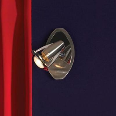 Светильник Lussole LSL-1591-01 Forenza никельОдиночные<br>LSL-1591-01<br><br>S освещ. до, м2: 3<br>Тип товара: Светильник поворотный спот<br>Скидка, %: 13<br>Тип лампы: накал-я - энергосбер-я/LED R84<br>Тип цоколя: R50<br>Количество ламп: 1<br>Ширина, мм: 110<br>MAX мощность ламп, Вт: 40<br>Расстояние от стены, мм: 130<br>Высота, мм: 550<br>Цвет арматуры: серый