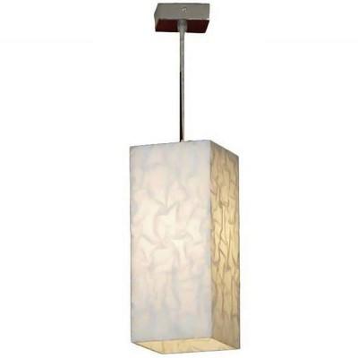 Светильник подвесной Lussole LSL-3106-01 MONFANDIодиночные подвесные светильники<br>Центральное освещение может быть не просто насыщенным яркостью, но и лаконичным в своём дизайне. Обратите особое внимание на изделие Lussole LSL-3106-01, в котором гармонично сочетаются правильная геометрия, лаконичные пропорции, аккуратный размер и изысканный декор. Плафон представленного подвесного светильника по всему периметру украшен мягким узором. Белый цвет изделия выбран не зря, ведь он является универсальным для любого интерьера. Вы сможете играть с дизайнерскими идеями без ущерба насыщенному центральному сиянию в пространстве. Подвесной светильник Lussole LSL-3106-01 – прекрасный выбор в пользу достойного потока лучей в нежной огранке модно стилизованного изделия!