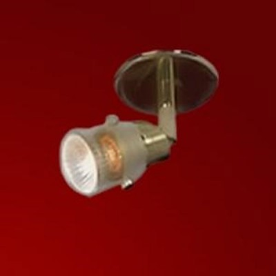 Точечный встраиваемый светильник Lussole LSL-5200-01 PERSPICUOНа ножке<br>Встраиваемые светильники – популярное осветительное оборудование, которое можно использовать в качестве основного источника или в дополнение к люстре. Они позволяют создать нужную атмосферу атмосферу и привнести в интерьер уют и комфорт.   Интернет-магазин «Светодом» предлагает стильный встраиваемый светильник Lussole LSL-5200-01. Данная модель достаточно универсальна, поэтому подойдет практически под любой интерьер. Перед покупкой не забудьте ознакомиться с техническими параметрами, чтобы узнать тип цоколя, площадь освещения и другие важные характеристики.   Приобрести встраиваемый светильник Lussole LSL-5200-01 в нашем онлайн-магазине Вы можете либо с помощью «Корзины», либо по контактным номерам. Мы развозим заказы по Москве, Екатеринбургу и остальным российским городам.<br><br>S освещ. до, м2: 4<br>Тип лампы: галогенная<br>Тип цоколя: gu10<br>Цвет арматуры: Золотой<br>Количество ламп: 1<br>Ширина, мм: 80<br>Длина, мм: 100<br>Высота, мм: 110<br>Оттенок (цвет): белый<br>MAX мощность ламп, Вт: 50