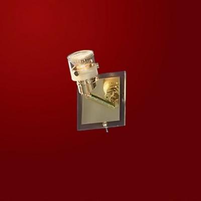 Светильник Lussole LSL-5201-01 Perspicuo золотоОдиночные<br>Светильники-споты – это оригинальные изделия с современным дизайном. Они позволяют не ограничивать свою фантазию при выборе освещения для интерьера. Такие модели обеспечивают достаточно качественный свет. Благодаря компактным размерам Вы можете использовать несколько спотов для одного помещения.  Интернет-магазин «Светодом» предлагает необычный светильник-спот Lussole LSL-5201-01 по привлекательной цене. Эта модель станет отличным дополнением к люстре, выполненной в том же стиле. Перед оформлением заказа изучите характеристики изделия.  Купить светильник-спот Lussole LSL-5201-01 в нашем онлайн-магазине Вы можете либо с помощью формы на сайте, либо по указанным выше телефонам. Обратите внимание, что у нас склады не только в Москве и Екатеринбурге, но и других городах России.<br><br>S освещ. до, м2: 3<br>Тип лампы: галогенная / LED-светодиодная<br>Тип цоколя: GU10<br>Количество ламп: 1<br>Ширина, мм: 120<br>MAX мощность ламп, Вт: 50<br>Расстояние от стены, мм: 100<br>Оттенок (цвет): белый<br>Цвет арматуры: золотой