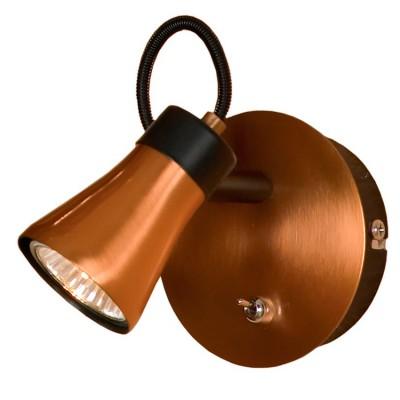 Светильник Lussole LSL-6801-01Одиночные<br>Светильники-споты – это оригинальные изделия с современным дизайном. Они позволяют не ограничивать свою фантазию при выборе освещения для интерьера. Такие модели обеспечивают достаточно качественный свет. Благодаря компактным размерам Вы можете использовать несколько спотов для одного помещения.  Интернет-магазин «Светодом» предлагает необычный светильник-спот Loft LSL-6801-01 по привлекательной цене. Эта модель станет отличным дополнением к люстре, выполненной в том же стиле. Перед оформлением заказа изучите характеристики изделия.  Купить светильник-спот Loft LSL-6801-01 в нашем онлайн-магазине Вы можете либо с помощью формы на сайте, либо по указанным выше телефонам. Обратите внимание, что у нас склады не только в Москве и Екатеринбурге, но и других городах России.<br><br>Тип лампы: галогенная/LED<br>Тип цоколя: GU10<br>Количество ламп: 1<br>Ширина, мм: 120<br>MAX мощность ламп, Вт: 50<br>Расстояние от стены, мм: 160<br>Высота, мм: 100<br>Цвет арматуры: черный