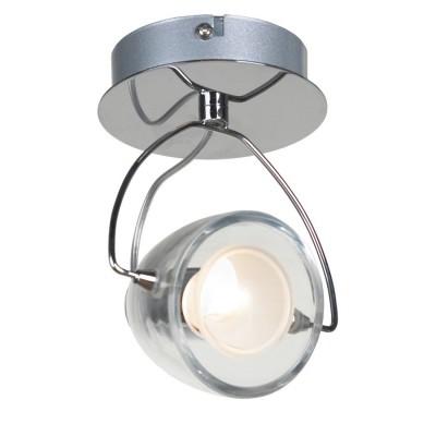 Светильник Lussole LSL-6901-01Одиночные<br>Светильники-споты – это оригинальные изделия с современным дизайном. Они позволяют не ограничивать свою фантазию при выборе освещения для интерьера. Такие модели обеспечивают достаточно качественный свет. Благодаря компактным размерам Вы можете использовать несколько спотов для одного помещения. <br>Интернет-магазин «Светодом» предлагает необычный светильник-спот Lussole LSL-6901-01 по привлекательной цене. Эта модель станет отличным дополнением к люстре, выполненной в том же стиле. Перед оформлением заказа изучите характеристики изделия. <br>Купить светильник-спот Lussole LSL-6901-01 в нашем онлайн-магазине Вы можете либо с помощью формы на сайте, либо по указанным выше телефонам. Обратите внимание, что у нас склады не только в Москве и Екатеринбурге, но и других городах России.<br><br>S освещ. до, м2: 3<br>Тип лампы: накал-я - энергосбер-я<br>Тип цоколя: Gu10<br>Количество ламп: 1<br>Ширина, мм: 90<br>Расстояние от стены, мм: 140<br>Высота, мм: 130<br>MAX мощность ламп, Вт: 50