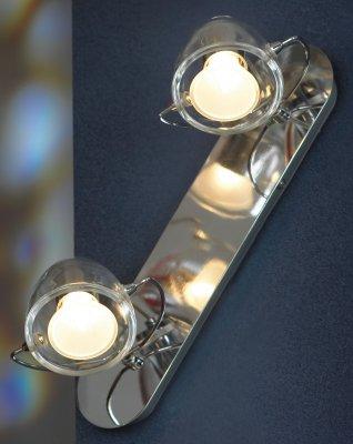 Светильник Lussole LSL-6901-02Двойные<br>Светильники-споты – это оригинальные изделия с современным дизайном. Они позволяют не ограничивать свою фантазию при выборе освещения для интерьера. Такие модели обеспечивают достаточно качественный свет. Благодаря компактным размерам Вы можете использовать несколько спотов для одного помещения.  Интернет-магазин «Светодом» предлагает необычный светильник-спот Lussole LSL-6901-02 по привлекательной цене. Эта модель станет отличным дополнением к люстре, выполненной в том же стиле. Перед оформлением заказа изучите характеристики изделия.  Купить светильник-спот Lussole LSL-6901-02 в нашем онлайн-магазине Вы можете либо с помощью формы на сайте, либо по указанным выше телефонам. Обратите внимание, что мы предлагаем доставку не только по Москве и Екатеринбургу, но и всем остальным российским городам.<br><br>S освещ. до, м2: 6<br>Тип товара: Светильник поворотный спот<br>Скидка, %: 30<br>Тип лампы: накал-я - энергосбер-я<br>Тип цоколя: Gu10<br>Количество ламп: 2<br>Ширина, мм: 410<br>MAX мощность ламп, Вт: 50<br>Расстояние от стены, мм: 160<br>Высота, мм: 110