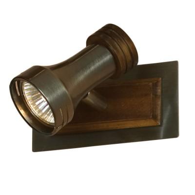 Светильник Lussole LSL-7101-01Одиночные<br>Светильники-споты – это оригинальные изделия с современным дизайном. Они позволяют не ограничивать свою фантазию при выборе освещения для интерьера. Такие модели обеспечивают достаточно качественный свет. Благодаря компактным размерам Вы можете использовать несколько спотов для одного помещения.  Интернет-магазин «Светодом» предлагает необычный светильник-спот Lussole LSL-7101-01 по привлекательной цене. Эта модель станет отличным дополнением к люстре, выполненной в том же стиле. Перед оформлением заказа изучите характеристики изделия.  Купить светильник-спот Lussole LSL-7101-01 в нашем онлайн-магазине Вы можете либо с помощью формы на сайте, либо по указанным выше телефонам. Обратите внимание, что у нас склады не только в Москве и Екатеринбурге, но и других городах России.<br><br>S освещ. до, м2: 3<br>Тип лампы: галогенная / LED-светодиодная<br>Тип цоколя: Gu10<br>Количество ламп: 1<br>Ширина, мм: 130<br>MAX мощность ламп, Вт: 50<br>Расстояние от стены, мм: 140<br>Высота, мм: 120