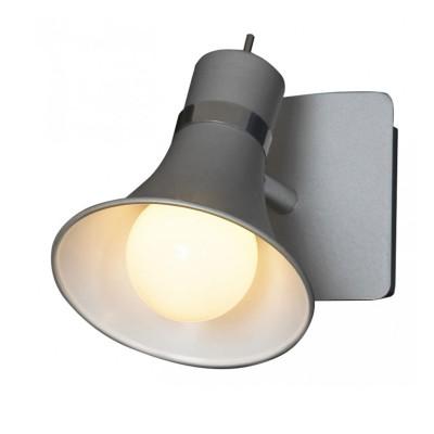 Светильник Lussole LSL-7201-01Одиночные<br>Светильники-споты – это оригинальные изделия с современным дизайном. Они позволяют не ограничивать свою фантазию при выборе освещения для интерьера. Такие модели обеспечивают достаточно качественный свет. Благодаря компактным размерам Вы можете использовать несколько спотов для одного помещения.  Интернет-магазин «Светодом» предлагает необычный светильник-спот Lussole LSL-7201-01 по привлекательной цене. Эта модель станет отличным дополнением к люстре, выполненной в том же стиле. Перед оформлением заказа изучите характеристики изделия.  Купить светильник-спот Lussole LSL-7201-01 в нашем онлайн-магазине Вы можете либо с помощью формы на сайте, либо по указанным выше телефонам. Обратите внимание, что у нас склады не только в Москве и Екатеринбурге, но и других городах России.<br><br>S освещ. до, м2: 4<br>Тип лампы: накал-я - энергосбер-я<br>Тип цоколя: E27<br>Количество ламп: 1<br>Ширина, мм: 120<br>MAX мощность ламп, Вт: 60<br>Длина, мм: 130<br>Расстояние от стены, мм: 190