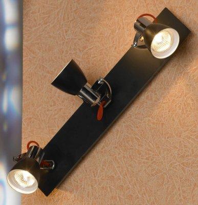 Светильник Lussole LSL-7401-03Тройные<br>Светильники-споты – это оригинальные изделия с современным дизайном. Они позволяют не ограничивать свою фантазию при выборе освещения для интерьера. Такие модели обеспечивают достаточно качественный свет. Благодаря компактным размерам Вы можете использовать несколько спотов для одного помещения.  Интернет-магазин «Светодом» предлагает необычный светильник-спот Lussole LSL-7401-03 по привлекательной цене. Эта модель станет отличным дополнением к люстре, выполненной в том же стиле. Перед оформлением заказа изучите характеристики изделия.  Купить светильник-спот Lussole LSL-7401-03 в нашем онлайн-магазине Вы можете либо с помощью формы на сайте, либо по указанным выше телефонам. Обратите внимание, что мы предлагаем доставку не только по Москве и Екатеринбургу, но и всем остальным российским городам.<br><br>S освещ. до, м2: 10<br>Скидка, %: 22<br>Тип лампы: галогенная / LED-светодиодная<br>Тип цоколя: GU10<br>Количество ламп: 3<br>Ширина, мм: 440<br>MAX мощность ламп, Вт: 50<br>Длина, мм: 100<br>Расстояние от стены, мм: 170