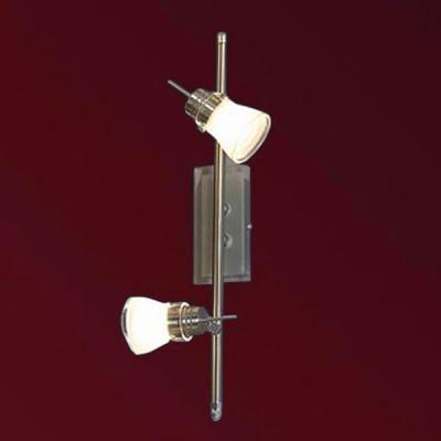 Светильник Lussole LSL-7601-02 Asseggiano никельДвойные<br>Светильники-споты – это оригинальные изделия с современным дизайном. Они позволяют не ограничивать свою фантазию при выборе освещения для интерьера. Такие модели обеспечивают достаточно качественный свет. Благодаря компактным размерам Вы можете использовать несколько спотов для одного помещения.  Интернет-магазин «Светодом» предлагает необычный светильник-спот Lussole LSL-7601-02 по привлекательной цене. Эта модель станет отличным дополнением к люстре, выполненной в том же стиле. Перед оформлением заказа изучите характеристики изделия.  Купить светильник-спот Lussole LSL-7601-02 в нашем онлайн-магазине Вы можете либо с помощью формы на сайте, либо по указанным выше телефонам. Обратите внимание, что у нас склады не только в Москве и Екатеринбурге, но и других городах России.<br><br>S освещ. до, м2: 6<br>Тип лампы: галогенная / LED-светодиодная<br>Тип цоколя: GU10<br>Количество ламп: 2<br>Ширина, мм: 70<br>MAX мощность ламп, Вт: 50<br>Расстояние от стены, мм: 160<br>Высота, мм: 440<br>Оттенок (цвет): белый<br>Цвет арматуры: серый