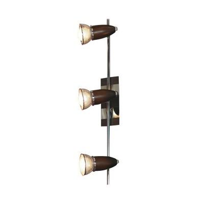 Светильник Lussole LSL-8001-03 FurnariТройные<br>Светильники-споты – это оригинальные изделия с современным дизайном. Они позволяют не ограничивать свою фантазию при выборе освещения для интерьера. Такие модели обеспечивают достаточно качественный свет. Благодаря компактным размерам Вы можете использовать несколько спотов для одного помещения. <br>Интернет-магазин «Светодом» предлагает необычный светильник-спот Lussole LSL-8001-03 по привлекательной цене. Эта модель станет отличным дополнением к люстре, выполненной в том же стиле. Перед оформлением заказа изучите характеристики изделия. <br>Купить светильник-спот Lussole LSL-8001-03 в нашем онлайн-магазине Вы можете либо с помощью формы на сайте, либо по указанным выше телефонам. Обратите внимание, что у нас склады не только в Москве и Екатеринбурге, но и других городах России.<br><br>S освещ. до, м2: 8<br>Тип лампы: накал-я - энергосбер-я<br>Тип цоколя: E14cs<br>Цвет арматуры: серебристый<br>Количество ламп: 3<br>Ширина, мм: 130<br>Длина, мм: 560<br>Расстояние от стены, мм: 170<br>MAX мощность ламп, Вт: 40