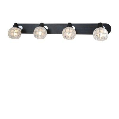 Светильник Lussole lsl-8609-04С 4 лампами<br>Светильники-споты – это оригинальные изделия с современным дизайном. Они позволяют не ограничивать свою фантазию при выборе освещения для интерьера. Такие модели обеспечивают достаточно качественный свет. Благодаря компактным размерам Вы можете использовать несколько спотов для одного помещения.  Интернет-магазин «Светодом» предлагает необычный светильник-спот Lussole LSL-8609-04 по привлекательной цене. Эта модель станет отличным дополнением к люстре, выполненной в том же стиле. Перед оформлением заказа изучите характеристики изделия.  Купить светильник-спот Lussole LSL-8609-04 в нашем онлайн-магазине Вы можете либо с помощью формы на сайте, либо по указанным выше телефонам. Обратите внимание, что у нас склады не только в Москве и Екатеринбурге, но и других городах России.<br><br>S освещ. до, м2: 11<br>Тип лампы: галогенная / LED-светодиодная<br>Тип цоколя: G9<br>Количество ламп: 4<br>Ширина, мм: 110<br>MAX мощность ламп, Вт: 40<br>Длина, мм: 640<br>Высота, мм: 170<br>Цвет арматуры: серебристый