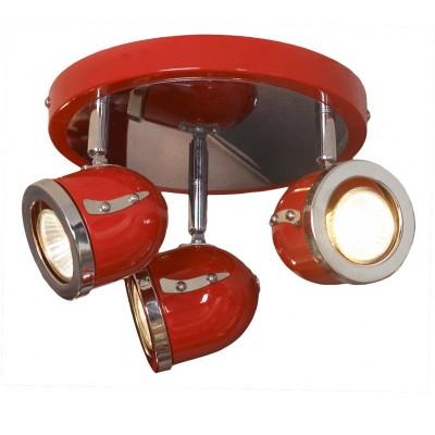 Светильник Lussole LSN-3107-03Тройные<br>Светильники-споты – это оригинальные изделия с современным дизайном. Они позволяют не ограничивать свою фантазию при выборе освещения для интерьера. Такие модели обеспечивают достаточно качественный свет. Благодаря компактным размерам Вы можете использовать несколько спотов для одного помещения.  Интернет-магазин «Светодом» предлагает необычный светильник-спот Lussole LSN-3107-03 по привлекательной цене. Эта модель станет отличным дополнением к люстре, выполненной в том же стиле. Перед оформлением заказа изучите характеристики изделия.  Купить светильник-спот Lussole LSN-3107-03 в нашем онлайн-магазине Вы можете либо с помощью формы на сайте, либо по указанным выше телефонам. Обратите внимание, что у нас склады не только в Москве и Екатеринбурге, но и других городах России.<br><br>S освещ. до, м2: 10<br>Тип лампы: галогенная / LED-светодиодная<br>Тип цоколя: Gu10<br>Количество ламп: 3<br>MAX мощность ламп, Вт: 50<br>Диаметр, мм мм: 240<br>Высота, мм: 160<br>Цвет арматуры: серебристый