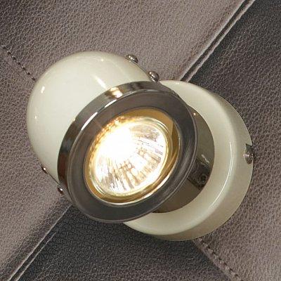 Светильник Lussole LSN-3111-01Одиночные<br>Светильники-споты – это оригинальные изделия с современным дизайном. Они позволяют не ограничивать свою фантазию при выборе освещения для интерьера. Такие модели обеспечивают достаточно качественный свет. Благодаря компактным размерам Вы можете использовать несколько спотов для одного помещения.  Интернет-магазин «Светодом» предлагает необычный светильник-спот Lussole LSN-3111-01 по привлекательной цене. Эта модель станет отличным дополнением к люстре, выполненной в том же стиле. Перед оформлением заказа изучите характеристики изделия.  Купить светильник-спот Lussole LSN-3111-01 в нашем онлайн-магазине Вы можете либо с помощью формы на сайте, либо по указанным выше телефонам. Обратите внимание, что у нас склады не только в Москве и Екатеринбурге, но и других городах России.<br><br>S освещ. до, м2: 3<br>Тип лампы: галогенная / LED-светодиодная<br>Тип цоколя: Gu10<br>Количество ламп: 1<br>Ширина, мм: 110<br>MAX мощность ламп, Вт: 50<br>Расстояние от стены, мм: 160<br>Высота, мм: 100