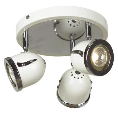 Светильник Lussole LSN-3117-03Тройные<br>Светильники-споты – это оригинальные изделия с современным дизайном. Они позволяют не ограничивать свою фантазию при выборе освещения для интерьера. Такие модели обеспечивают достаточно качественный свет. Благодаря компактным размерам Вы можете использовать несколько спотов для одного помещения.  Интернет-магазин «Светодом» предлагает необычный светильник-спот Lussole LSN-3117-03 по привлекательной цене. Эта модель станет отличным дополнением к люстре, выполненной в том же стиле. Перед оформлением заказа изучите характеристики изделия.  Купить светильник-спот Lussole LSN-3117-03 в нашем онлайн-магазине Вы можете либо с помощью формы на сайте, либо по указанным выше телефонам. Обратите внимание, что у нас склады не только в Москве и Екатеринбурге, но и других городах России.<br><br>S освещ. до, м2: 10<br>Тип лампы: галогенная / LED-светодиодная<br>Тип цоколя: Gu10<br>Количество ламп: 3<br>MAX мощность ламп, Вт: 50<br>Диаметр, мм мм: 240<br>Высота, мм: 160<br>Цвет арматуры: серебристый