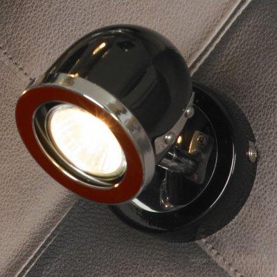 Светильник Lussole LSN-3121-01Одиночные<br>Светильники-споты – это оригинальные изделия с современным дизайном. Они позволяют не ограничивать свою фантазию при выборе освещения для интерьера. Такие модели обеспечивают достаточно качественный свет. Благодаря компактным размерам Вы можете использовать несколько спотов для одного помещения.  Интернет-магазин «Светодом» предлагает необычный светильник-спот Lussole LSN-3121-01 по привлекательной цене. Эта модель станет отличным дополнением к люстре, выполненной в том же стиле. Перед оформлением заказа изучите характеристики изделия.  Купить светильник-спот Lussole LSN-3121-01 в нашем онлайн-магазине Вы можете либо с помощью формы на сайте, либо по указанным выше телефонам. Обратите внимание, что у нас склады не только в Москве и Екатеринбурге, но и других городах России.<br><br>S освещ. до, м2: 3<br>Тип лампы: галогенная / LED-светодиодная<br>Тип цоколя: Gu10<br>Количество ламп: 1<br>Ширина, мм: 110<br>MAX мощность ламп, Вт: 50<br>Расстояние от стены, мм: 160<br>Высота, мм: 100<br>Цвет арматуры: серебристый