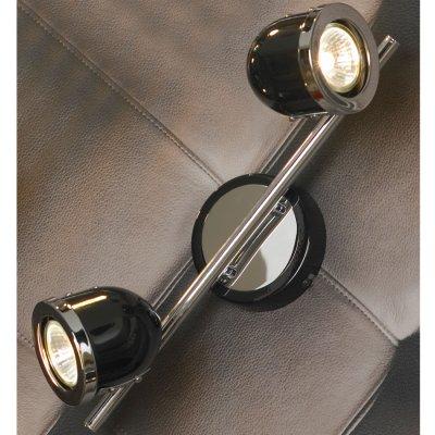 Светильник Lussole LSN-3121-02Двойные<br>Светильники-споты – это оригинальные изделия с современным дизайном. Они позволяют не ограничивать свою фантазию при выборе освещения для интерьера. Такие модели обеспечивают достаточно качественный свет. Благодаря компактным размерам Вы можете использовать несколько спотов для одного помещения.  Интернет-магазин «Светодом» предлагает необычный светильник-спот Lussole LSN-3121-02 по привлекательной цене. Эта модель станет отличным дополнением к люстре, выполненной в том же стиле. Перед оформлением заказа изучите характеристики изделия.  Купить светильник-спот Lussole LSN-3121-02 в нашем онлайн-магазине Вы можете либо с помощью формы на сайте, либо по указанным выше телефонам. Обратите внимание, что у нас склады не только в Москве и Екатеринбурге, но и других городах России.<br><br>S освещ. до, м2: 6<br>Тип лампы: галогенная / LED-светодиодная<br>Тип цоколя: Gu10<br>Количество ламп: 2<br>Ширина, мм: 110<br>MAX мощность ламп, Вт: 50<br>Длина, мм: 370<br>Расстояние от стены, мм: 190