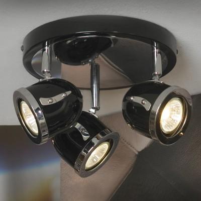 Светильник поворотный спот Lussole LSN-3127-03 TIVOLIТройные<br>Светильники-споты – это оригинальные изделия с современным дизайном. Они позволяют не ограничивать свою фантазию при выборе освещения для интерьера. Такие модели обеспечивают достаточно качественный свет. Благодаря компактным размерам Вы можете использовать несколько спотов для одного помещения.  Интернет-магазин «Светодом» предлагает необычный светильник-спот Lussole LSN-3127-03 по привлекательной цене. Эта модель станет отличным дополнением к люстре, выполненной в том же стиле. Перед оформлением заказа изучите характеристики изделия.  Купить светильник-спот Lussole LSN-3127-03 в нашем онлайн-магазине Вы можете либо с помощью формы на сайте, либо по указанным выше телефонам. Обратите внимание, что у нас склады не только в Москве и Екатеринбурге, но и других городах России.<br><br>S освещ. до, м2: 10<br>Тип лампы: галогенная / LED-светодиодная<br>Тип цоколя: Gu10<br>Цвет арматуры: серебристый<br>Количество ламп: 3<br>Диаметр, мм мм: 240<br>Высота, мм: 160<br>MAX мощность ламп, Вт: 50