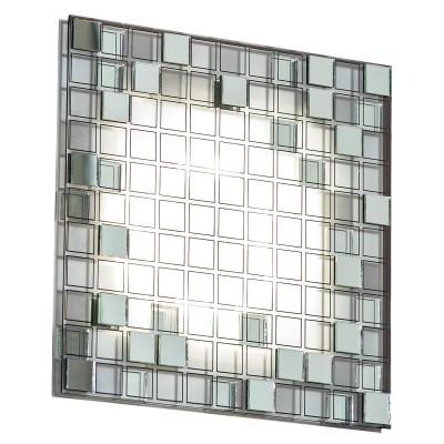 Светильник Lussole LSN-5212-01Квадратные<br>Настенно-потолочные светильники – это универсальные осветительные варианты, которые подходят для вертикального и горизонтального монтажа. В интернет-магазине «Светодом» Вы можете приобрести подобные модели по выгодной стоимости. В нашем каталоге представлены как бюджетные варианты, так и эксклюзивные изделия от производителей, которые уже давно заслужили доверие дизайнеров и простых покупателей. <br>Настенно-потолочный светильник Lussole LSN-5212-01 станет прекрасным дополнением к основному освещению. Благодаря качественному исполнению и применению современных технологий при производстве эта модель будет радовать Вас своим привлекательным внешним видом долгое время. <br>Приобрести настенно-потолочный светильник Lussole LSN-5212-01 можно, находясь в любой точке России.<br><br>S освещ. до, м2: 7<br>Тип лампы: LED<br>Тип цоколя: LED<br>Цвет арматуры: белый<br>Количество ламп: 1<br>Ширина, мм: 400<br>Длина, мм: 400<br>Расстояние от стены, мм: 40<br>MAX мощность ламп, Вт: 18