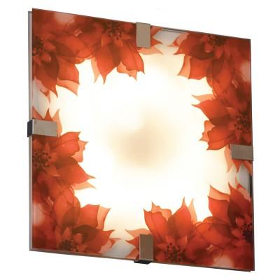 Светильник Lussole LSN-5262-01Квадратные<br>Настенно-потолочные светильники – это универсальные осветительные варианты, которые подходят для вертикального и горизонтального монтажа. В интернет-магазине «Светодом» Вы можете приобрести подобные модели по выгодной стоимости. В нашем каталоге представлены как бюджетные варианты, так и эксклюзивные изделия от производителей, которые уже давно заслужили доверие дизайнеров и простых покупателей. <br>Настенно-потолочный светильник Lussole LSN-5262-01 станет прекрасным дополнением к основному освещению. Благодаря качественному исполнению и применению современных технологий при производстве эта модель будет радовать Вас своим привлекательным внешним видом долгое время. <br>Приобрести настенно-потолочный светильник Lussole LSN-5262-01 можно, находясь в любой точке России.<br><br>S освещ. до, м2: 6<br>Тип лампы: LED<br>Тип цоколя: LED<br>Цвет арматуры: серебристый<br>Количество ламп: 1<br>Ширина, мм: 400<br>Длина, мм: 400<br>Расстояние от стены, мм: 40<br>MAX мощность ламп, Вт: 16