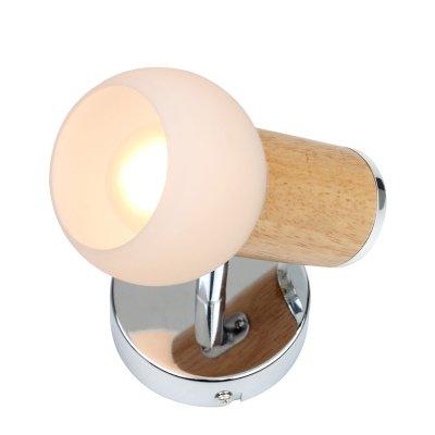 Светильник поворотный спот Lussole LSN-6001-01 SALTARAодиночные споты<br>Светильники-споты – это оригинальные изделия с современным дизайном. Они позволяют не ограничивать свою фантазию при выборе освещения для интерьера. Такие модели обеспечивают достаточно качественный свет. Благодаря компактным размерам Вы можете использовать несколько спотов для одного помещения. <br>Интернет-магазин «Светодом» предлагает необычный светильник-спот Lussole LSN-6001-01 по привлекательной цене. Эта модель станет отличным дополнением к люстре, выполненной в том же стиле. Перед оформлением заказа изучите характеристики изделия. <br>Купить светильник-спот Lussole LSN-6001-01 в нашем онлайн-магазине Вы можете либо с помощью формы на сайте, либо по указанным выше телефонам. Обратите внимание, что у нас склады не только в Москве и Екатеринбурге, но и других городах России.<br><br>S освещ. до, м2: 3<br>Крепление: накладной<br>Тип лампы: накал-я - энергосбер-я<br>Тип цоколя: E14cs<br>Цвет арматуры: серебристый<br>Количество ламп: 1<br>Ширина, мм: 100<br>Расстояние от стены, мм: 140<br>Высота, мм: 120<br>MAX мощность ламп, Вт: 40