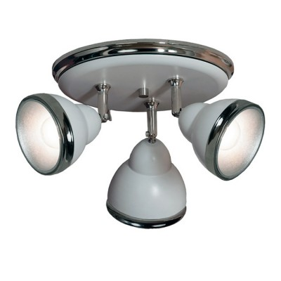 Светильник Lussole LSN-6211-03Тройные<br>Светильники-споты – это оригинальные изделия с современным дизайном. Они позволяют не ограничивать свою фантазию при выборе освещения для интерьера. Такие модели обеспечивают достаточно качественный свет. Благодаря компактным размерам Вы можете использовать несколько спотов для одного помещения.  Интернет-магазин «Светодом» предлагает необычный светильник-спот Lussole LSN-6211-03 по привлекательной цене. Эта модель станет отличным дополнением к люстре, выполненной в том же стиле. Перед оформлением заказа изучите характеристики изделия.  Купить светильник-спот Lussole LSN-6211-03 в нашем онлайн-магазине Вы можете либо с помощью формы на сайте, либо по указанным выше телефонам. Обратите внимание, что у нас склады не только в Москве и Екатеринбурге, но и других городах России.<br><br>S освещ. до, м2: 6<br>Тип лампы: Накаливания / энергосбережения / светодиодная<br>Тип цоколя: E14<br>Цвет арматуры: серебристый<br>Количество ламп: 3<br>Диаметр, мм мм: 240<br>Высота, мм: 190<br>MAX мощность ламп, Вт: 40