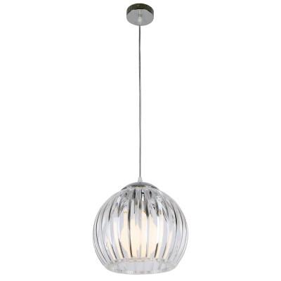 Светильник Lgo Lsp-0159Одиночные<br><br><br>Тип лампы: Накаливания / энергосбережения / светодиодная<br>Тип цоколя: E27<br>Количество ламп: 1<br>MAX мощность ламп, Вт: 60<br>Диаметр, мм мм: 280<br>Высота, мм: 350 - 1500<br>Цвет арматуры: серебристый