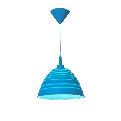 Светильник подвесной LGO LSP-0190Одиночные<br>Яркий, игривый, но при этом очень лаконичный подвесной светильник LGO LSP-0190 готов украсить Ваш интерьер самым лучшим образом. Если Вам хочется насыщенных красок в сочетании с компактными формами, то выбор уже очевиден. Светильник LGO LSP-0190 выполнен в ярком синем цвете с отдельным бирюзовым оформлением линий. Такая чаша света подарит Вашему пространству не просто насыщенное сияние, но и чудесный колор, который, в свою очередь, будет поднимать настроение, бодрить и дарить наслаждение. Светильник LGO LSP-0190, как особая изюминка или отдельное яркое пятнышко красоты! Не стоит наполнять пространство лишними деталями или крупногабаритными изделиями, когда есть такая свежая нота эстетики!<br><br>S освещ. до, м2: 4<br>Тип лампы: накаливания / энергосбережения / LED-светодиодная<br>Тип цоколя: E27<br>Количество ламп: 1<br>MAX мощность ламп, Вт: 60<br>Диаметр, мм мм: 300<br>Высота, мм: 12<br>Цвет арматуры: синий