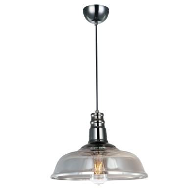 Светильник LGO LSP-0201Подвесные<br><br><br>Установка на натяжной потолок: Да<br>S освещ. до, м2: 4<br>Крепление: Планка<br>Тип товара: Люстра<br>Скидка, %: 19<br>Тип лампы: накаливания / энергосбережения / LED-светодиодная<br>Тип цоколя: E27<br>Количество ламп: 1<br>MAX мощность ламп, Вт: 60<br>Диаметр, мм мм: 350<br>Высота, мм: 500 - 1500<br>Цвет арматуры: серебристый