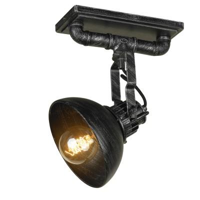 Светильник LGO LSP-0300Лофт<br>В интернет-магазине «Светодом» представлен широкий выбор настенных бра по привлекательной цене. Это качественные товары от популярных мировых производителей. Благодаря большому ассортименту Вы обязательно подберете под свой интерьер наиболее подходящий вариант.  Оригинальное настенное бра LGO LSP-0300 можно использовать для освещения не только гостиной, но и прихожей или спальни. Модель выполнена из современных материалов, поэтому прослужит на протяжении долгого времени. Обратите внимание на технические характеристики, чтобы сделать правильный выбор.  Чтобы купить настенное бра LGO LSP-0300 в нашем интернет-магазине, воспользуйтесь «Корзиной» или позвоните менеджерам компании «Светодом» по указанным на сайте номерам. Мы доставляем заказы по Москве, Екатеринбургу и другим российским городам.<br><br>S освещ. до, м2: 4<br>Тип лампы: накаливания / энергосбережения / LED-светодиодная<br>Тип цоколя: E27<br>Количество ламп: 1<br>Ширина, мм: 100<br>MAX мощность ламп, Вт: 60<br>Длина, мм: 250<br>Высота, мм: 250<br>Цвет арматуры: черный