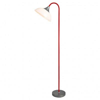 Светильник Lussole Loft LSP-0507Современные<br><br><br>Тип лампы: Накаливания / энергосбережения / светодиодная<br>Тип цоколя: E27<br>Количество ламп: 1<br>Диаметр, мм мм: 300<br>Высота, мм: 1780<br>MAX мощность ламп, Вт: 60