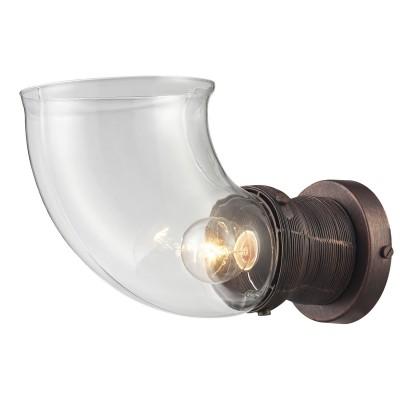 Светильник Loft LSP-9127Морской стиль<br>В интернет-магазине «Светодом» представлен широкий выбор настенных бра по привлекательной цене. Это качественные товары от популярных мировых производителей. Благодаря большому ассортименту Вы обязательно подберете под свой интерьер наиболее подходящий вариант.  Оригинальное настенное бра Loft Loft LSP-9127 можно использовать для освещения не только гостиной, но и прихожей или спальни. Модель выполнена из современных материалов, поэтому прослужит на протяжении долгого времени. Обратите внимание на технические характеристики, чтобы сделать правильный выбор.  Чтобы купить настенное бра Loft Loft LSP-9127 в нашем интернет-магазине, воспользуйтесь «Корзиной» или позвоните менеджерам компании «Светодом» по указанным на сайте номерам. Мы доставляем заказы по Москве, Екатеринбургу и другим российским городам.<br><br>S освещ. до, м2: 2<br>Тип лампы: накаливания / энергосбережения / LED-светодиодная<br>Тип цоколя: E14<br>Количество ламп: 1<br>Ширина, мм: 130<br>MAX мощность ламп, Вт: 40<br>Расстояние от стены, мм: 250<br>Высота, мм: 160<br>Цвет арматуры: коричневый