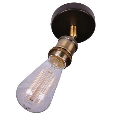 Светильник Loft LSP-9320Морской стиль<br>В интернет-магазине «Светодом» представлен широкий выбор настенных бра по привлекательной цене. Это качественные товары от популярных мировых производителей. Благодаря большому ассортименту Вы обязательно подберете под свой интерьер наиболее подходящий вариант.  Оригинальное настенное бра Loft Loft LSP-9320 можно использовать для освещения не только гостиной, но и прихожей или спальни. Модель выполнена из современных материалов, поэтому прослужит на протяжении долгого времени. Обратите внимание на технические характеристики, чтобы сделать правильный выбор.  Чтобы купить настенное бра Loft Loft LSP-9320 в нашем интернет-магазине, воспользуйтесь «Корзиной» или позвоните менеджерам компании «Светодом» по указанным на сайте номерам. Мы доставляем заказы по Москве, Екатеринбургу и другим российским городам.<br><br>S освещ. до, м2: 1<br>Тип лампы: накаливания / энергосбережения / LED-светодиодная<br>Тип цоколя: E27<br>Количество ламп: 1<br>Ширина, мм: 120<br>MAX мощность ламп, Вт: 60<br>Длина, мм: 100<br>Расстояние от стены, мм: 170<br>Цвет арматуры: черный