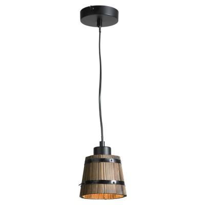 Подвес Loft LSP-9530одиночные подвесные светильники<br><br><br>Тип лампы: Накаливания / энергосбережения / светодиодная<br>Тип цоколя: E27<br>Цвет арматуры: черный<br>Количество ламп: 1<br>Размеры: 120х1200х120<br>MAX мощность ламп, Вт: 40
