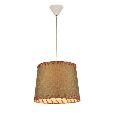 Светильник Lussole Loft LSP-9809Одиночные<br><br><br>Тип лампы: Накаливания / энергосбережения / светодиодная<br>Тип цоколя: E27<br>Количество ламп: 1<br>MAX мощность ламп, Вт: 60<br>Диаметр, мм мм: 400<br>Высота, мм: 1000