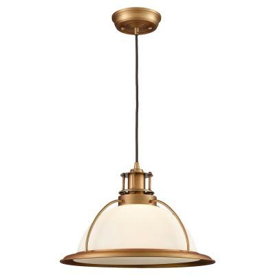 Подвес Loft LSP-9811Одиночные<br><br><br>Установка на натяжной потолок: Ограничено<br>S освещ. до, м2: 3<br>Тип лампы: накаливания / энергосбережения / LED-светодиодная<br>Тип цоколя: E27<br>Количество ламп: 1<br>MAX мощность ламп, Вт: 60<br>Диаметр, мм мм: 360<br>Высота, мм: 1400<br>Цвет арматуры: бронзовый