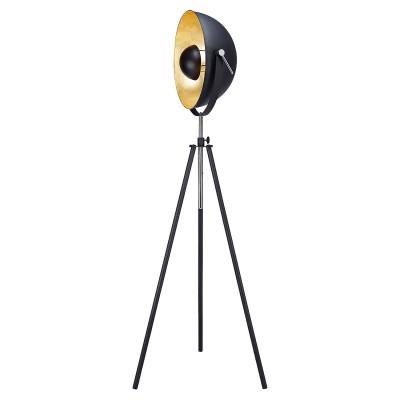 Светильник Lussole Loft LSP-9824Хай-тек<br><br><br>Тип лампы: Накаливания / энергосбережения / светодиодная<br>Тип цоколя: E27<br>Количество ламп: 1<br>MAX мощность ламп, Вт: 60<br>Диаметр, мм мм: 600<br>Высота, мм: 1650