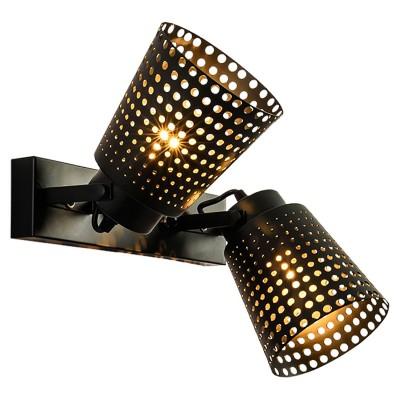 Светильник LSP-9835Двойные<br>Светильники-споты – это оригинальные изделия с современным дизайном. Они позволяют не ограничивать свою фантазию при выборе освещения для интерьера. Такие модели обеспечивают достаточно качественный свет. Благодаря компактным размерам Вы можете использовать несколько спотов для одного помещения. <br>Интернет-магазин «Светодом» предлагает необычный светильник-спот LSP-9835 по привлекательной цене. Эта модель станет отличным дополнением к люстре, выполненной в том же стиле. Перед оформлением заказа изучите характеристики изделия. <br>Купить светильник-спот LSP-9835 в нашем онлайн-магазине Вы можете либо с помощью формы на сайте, либо по указанным выше телефонам. Обратите внимание, что у нас склады не только в Москве и Екатеринбурге, но и других городах России.<br><br>S освещ. до, м2: 6