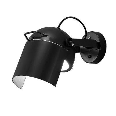 Светильник Lussole Loft LSP-9839Одиночные<br><br><br>S освещ. до, м2: 3<br>Тип лампы: галогенная/LED<br>Тип цоколя: GU10<br>Количество ламп: 1<br>Ширина, мм: 200<br>Глубина, мм: 290<br>Высота, мм: 300<br>MAX мощность ламп, Вт: 50