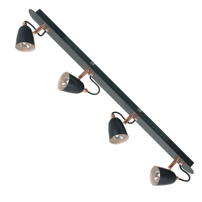 Светильник LGO LSP-9854С 4 лампами<br>Светильники-споты – это оригинальные изделия с современным дизайном. Они позволяют не ограничивать свою фантазию при выборе освещения для интерьера. Такие модели обеспечивают достаточно качественный свет. Благодаря компактным размерам Вы можете использовать несколько спотов для одного помещения. <br>Интернет-магазин «Светодом» предлагает необычный светильник-спот LGO LSP-9854 по привлекательной цене. Эта модель станет отличным дополнением к люстре, выполненной в том же стиле. Перед оформлением заказа изучите характеристики изделия. <br>Купить светильник-спот LGO LSP-9854 в нашем онлайн-магазине Вы можете либо с помощью формы на сайте, либо по указанным выше телефонам. Обратите внимание, что у нас склады не только в Москве и Екатеринбурге, но и других городах России.<br><br>S освещ. до, м2: 10<br>Тип лампы: галогенная/LED<br>Тип цоколя: GU10<br>Количество ламп: 4<br>Ширина, мм: 150<br>Длина, мм: 790<br>Высота, мм: 70<br>MAX мощность ламп, Вт: 50