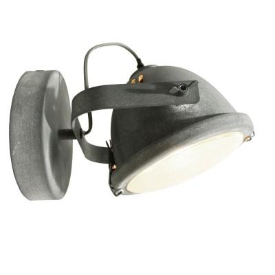 Светильник Loft LSP-9880Одиночные<br>Светильники-споты – это оригинальные изделия с современным дизайном. Они позволяют не ограничивать свою фантазию при выборе освещения для интерьера. Такие модели обеспечивают достаточно качественный свет. Благодаря компактным размерам Вы можете использовать несколько спотов для одного помещения.  Интернет-магазин «Светодом» предлагает необычный светильник-спот Loft LSP-9880 по привлекательной цене. Эта модель станет отличным дополнением к люстре, выполненной в том же стиле. Перед оформлением заказа изучите характеристики изделия.  Купить светильник-спот Loft LSP-9880 в нашем онлайн-магазине Вы можете либо с помощью формы на сайте, либо по указанным выше телефонам. Обратите внимание, что у нас склады не только в Москве и Екатеринбурге, но и других городах России.<br><br>Тип лампы: Накаливания / энергосбережения / светодиодная<br>Тип цоколя: E27<br>Количество ламп: 1<br>Ширина, мм: 190<br>MAX мощность ламп, Вт: 60<br>Расстояние от стены, мм: 310<br>Цвет арматуры: серый