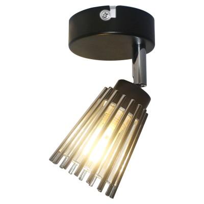 Светильник Lussole Loft LSP-9900Одиночные<br><br><br>S освещ. до, м2: 2<br>Тип лампы: галогенная/LED<br>Тип цоколя: G9<br>Количество ламп: 1<br>Ширина, мм: 80<br>Глубина, мм: 130<br>Высота, мм: 120<br>MAX мощность ламп, Вт: 40