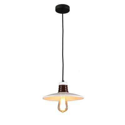 Светильник Loft LSP-9918Одиночные<br><br><br>S освещ. до, м2: 3<br>Тип лампы: Накаливания / энергосбережения / светодиодная<br>Тип цоколя: E27<br>Количество ламп: 1<br>MAX мощность ламп, Вт: 60<br>Диаметр, мм мм: 260<br>Высота, мм: 200 - 1200