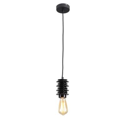 Подвесной светильник LSP-9920 LOFTОдиночные<br><br><br>S освещ. до, м2: 3<br>Тип лампы: Накаливания / энергосбережения / светодиодная<br>Тип цоколя: E27<br>Количество ламп: 1<br>MAX мощность ламп, Вт: 60<br>Диаметр, мм мм: 80<br>Высота, мм: 230 - 1200