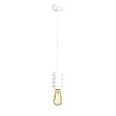 Подвесной светильник LSP-9921 LOFTОдиночные<br><br><br>S освещ. до, м2: 3<br>Тип лампы: Накаливания / энергосбережения / светодиодная<br>Тип цоколя: E27<br>Количество ламп: 1<br>MAX мощность ламп, Вт: 60<br>Диаметр, мм мм: 80<br>Высота, мм: 230 - 1200