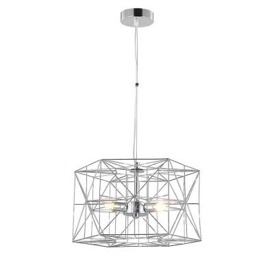Светильник Lussole Loft LSP-9929Подвесные<br><br><br>Установка на натяжной потолок: Да<br>S освещ. до, м2: 6<br>Тип лампы: галогенная/LED<br>Тип цоколя: G9<br>Количество ламп: 3<br>MAX мощность ламп, Вт: 40<br>Диаметр, мм мм: 360<br>Высота, мм: 840