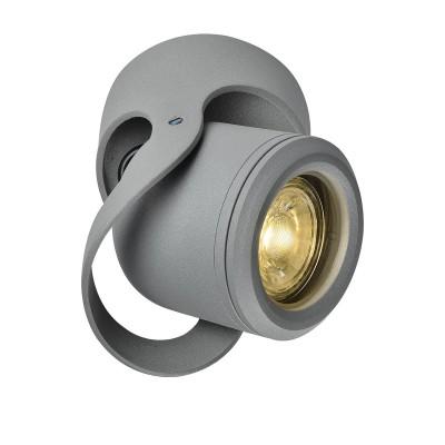 Светильник Lussole Loft LSP-9938Одиночные<br><br><br>S освещ. до, м2: 3<br>Тип лампы: галогенная/LED<br>Тип цоколя: GU10<br>Количество ламп: 1<br>Ширина, мм: 90<br>Длина, мм: 130<br>Высота, мм: 110<br>MAX мощность ламп, Вт: 50