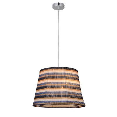 Подвес Loft LSP-9990Подвесные<br><br><br>Установка на натяжной потолок: Да<br>S освещ. до, м2: 9<br>Тип лампы: накаливания / энергосбережения / LED-светодиодная<br>Тип цоколя: E27<br>Количество ламп: 3<br>MAX мощность ламп, Вт: 60<br>Диаметр, мм мм: 350<br>Высота, мм: 1300<br>Цвет арматуры: серебристый