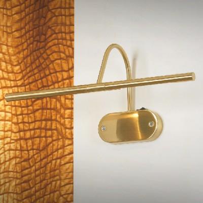 Светильник для картин Lussole LSQ-0101-02 Lido-II матовое золотоДля картин/зеркал<br>В интернет-магазине «Светодом» представлен широкий выбор настенных бра по привлекательной цене. Это качественные товары от популярных мировых производителей. Благодаря большому ассортименту Вы обязательно подберете под свой интерьер наиболее подходящий вариант.  Оригинальное настенное бра Lussole LSQ-0101-02 можно использовать для освещения не только гостиной, но и прихожей или спальни. Модель выполнена из современных материалов, поэтому прослужит на протяжении долгого времени. Обратите внимание на технические характеристики, чтобы сделать правильный выбор.  Чтобы купить настенное бра Lussole LSQ-0101-02 в нашем интернет-магазине, воспользуйтесь «Корзиной» или позвоните менеджерам компании «Светодом» по указанным на сайте номерам. Мы доставляем заказы по Москве, Екатеринбургу и другим российским городам.<br><br>S освещ. до, м2: 3<br>Тип лампы: галогенная / LED-светодиодная<br>Тип цоколя: G4<br>Количество ламп: 2<br>Ширина, мм: 420<br>MAX мощность ламп, Вт: 20<br>Расстояние от стены, мм: 200<br>Высота, мм: 170<br>Цвет арматуры: золотой