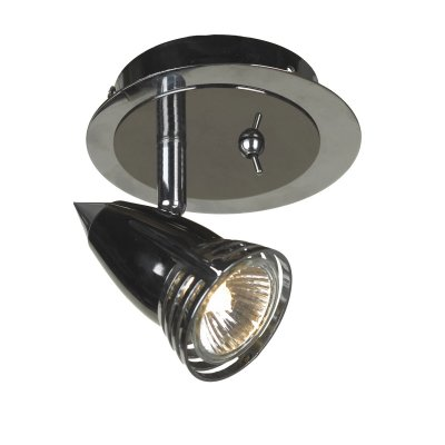 Светильник поворотный спот Lussole LSQ-1701-01 ATELLAодиночные споты<br>Светильники-споты – это оригинальные изделия с современным дизайном. Они позволяют не ограничивать свою фантазию при выборе освещения для интерьера. Такие модели обеспечивают достаточно качественный свет. Благодаря компактным размерам Вы можете использовать несколько спотов для одного помещения.  Интернет-магазин «Светодом» предлагает необычный светильник-спот Lussole LSQ-1701-01 по привлекательной цене. Эта модель станет отличным дополнением к люстре, выполненной в том же стиле. Перед оформлением заказа изучите характеристики изделия.  Купить светильник-спот Lussole LSQ-1701-01 в нашем онлайн-магазине Вы можете либо с помощью формы на сайте, либо по указанным выше телефонам. Обратите внимание, что у нас склады не только в Москве и Екатеринбурге, но и других городах России.<br><br>S освещ. до, м2: 4<br>Крепление: накладной<br>Тип лампы: галогенная / LED-светодиодная<br>Тип цоколя: gu10<br>Цвет арматуры: серебристый<br>Количество ламп: 1<br>Ширина, мм: 80<br>Расстояние от стены, мм: 110<br>Высота, мм: 120<br>MAX мощность ламп, Вт: 50