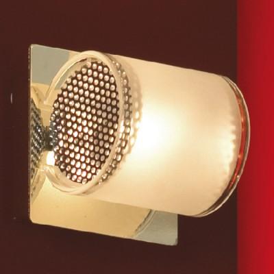 Светильник Lussole LSQ-3411-01 Cappello золотоСовременные<br>Настенно-потолочные светильники подходят как для установки на стены, так и для установки на потолок. Для установки настенно-потолочные светильники на натяжные потолки необходимо<br><br>S освещ. до, м2: 3<br>Тип лампы: галогенная / LED-светодиодная<br>Тип цоколя: G9<br>Количество ламп: 1<br>Ширина, мм: 80<br>MAX мощность ламп, Вт: 40<br>Длина, мм: 80<br>Расстояние от стены, мм: 90<br>Оттенок (цвет): белый<br>Цвет арматуры: золотой
